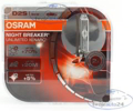OSRAM D2S XENARC NIGHT BREAKER UNLIMITED DUO 35W P32d-2