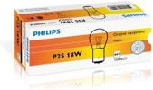 PHILIPS P25W 12V 18W BA15s