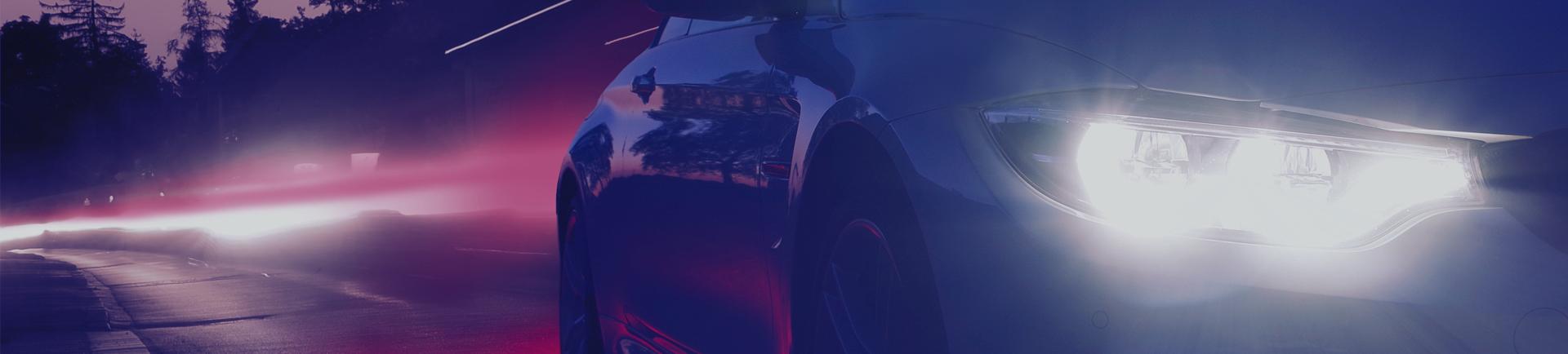 Żarówki i oświetlenie do samochodów